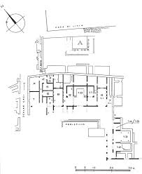 Roman Domus Floor Plan When In Rome U2026 Visiting The House Of Augustus On The Palatine Hill