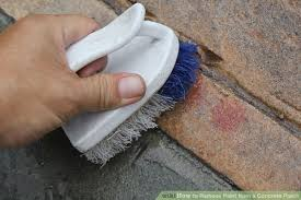 how to remove paint from concrete kjpwg com how do i remove