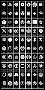 mon kamon or monokoro samurai family crests 201 designs from