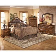 Bedroom Set With Leather Headboard Ashley Signature Bedroom Furniture Furniture Decoration Ideas