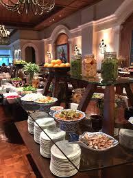the dining room lunch buffet grand hyatt erawan bangkok oh my