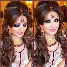 bridal hair for oval faces 42 best wedding hair south asian styles images on pinterest