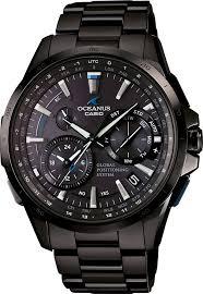 Jam Tangan Casio New jam tangan original casio oceanus ocw g1000e 1a limited edition 200