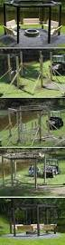 Ideas For Backyard Fire Pits by Best 25 Fire Pit Swings Ideas On Pinterest Diy Backyard
