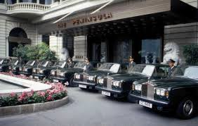 rolls royce silver shadow rolls royce silver shadow ii cars for the peninsula hotel hong kong
