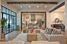 paint color for open concept kitchen living room open concept