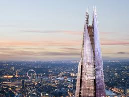 why the shard stands proud u2013 but empty the independent