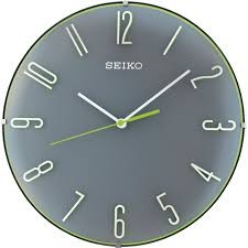 unisex seiko clocks wall clock qxa672n shop