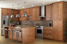 Sonoma Spice Birch Kitchen Cabinets Detroit MI Cabinets - Birch kitchen cabinet