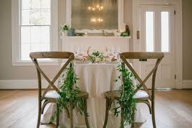 wedding table rentals oconee events tables and chairs for styled shoots