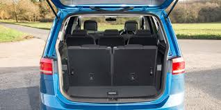 nissan micra trunk space volkswagen touran review carwow
