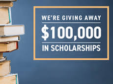 list of scholarships for college discover student loans