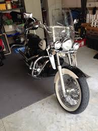 honda shadow vt1100c2 ace coach ken motorcycle pinterest
