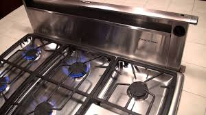 Downdraft Cooktops Jenn Air Gas Cooktop With Downdraft 30 Inch 36 Stainless Steel