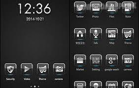 go theme launcher apk metal r theme zero launcher android app free in apk