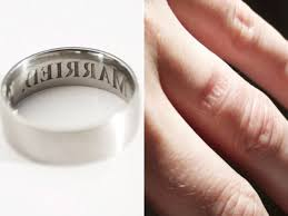 married ring will an i m married imprint wedding ring discourage