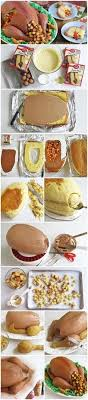half baked turkey cake tutorial maybe for stella s