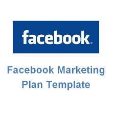 facebook marketing plan template jpg