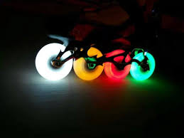 light up inline skates free shipping roller skates wheels lighting wheels 90a pu four color