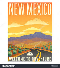 travel posters new mexico google search travel posters