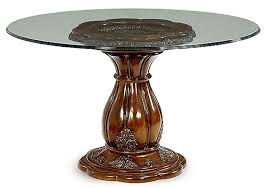 Dining Room Fiore Round Glass Table Contemporary Tables With - Brilliant ikea drop leaf dining table residence
