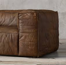 fulham leather sofa for sale leather sofa