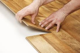 Laminating Flooring Installation Interior Wood Laminate Flooring Installation In Brown Colors