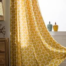 Yellow Window Curtains Best Bohemian Window Curtains Products On Wanelo
