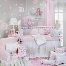 Ballerina Crib Bedding Set Glenna Jean Secret Garden 4 Crib Bedding Set