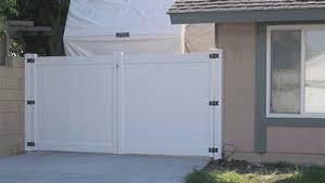 rv gates az motorhome gates precision garage door of tucson