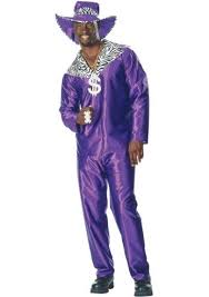 Mens Gangster Halloween Costume Mac Daddy Men Gangster Costume 24 99 Costume Land