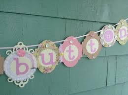 as a button baby shower decorations as a button banner baby shower decoration boy or girl