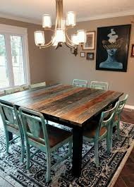 Dining Room Table Makeover Ideas 100 Awesome Diy Shabby Chic Furniture Makeover Ideas Shabby