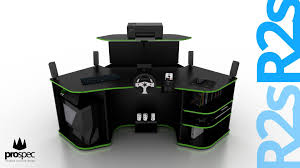gaming desks captivating modern gaming computer desk modern