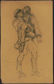 online exhibition world war i american artists view the great