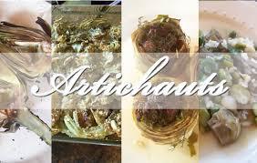 cuisine artichaut cuisson comment cuire les artichauts