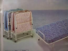 Tempat Tidur Besi Lipat lipat hemat tempat