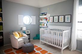 Yellow And Grey Home Decor Baby Nursery Decor Contemporary Designs Ideas Yellow And Grey