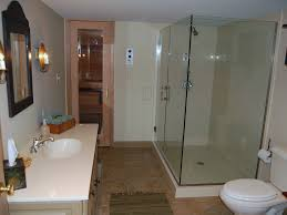 basement bathroom laundry room combo