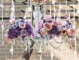 Wedding Chandeliers Wedding Chandeliers Add Glamour To Decor Modwedding