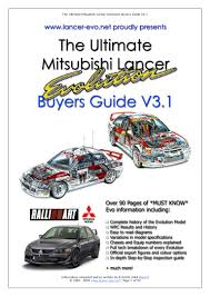 mitsubishi evolution 1 the ultimate mitsubishi lancer evolution buyer guide