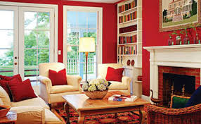 room color and mood simple red room color placement designs chaos