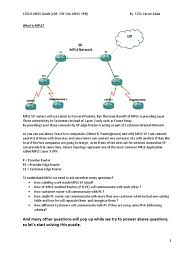 download sybex cisco ccip mpls study guide docshare tips
