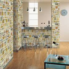trapezium stone brick self adhesive wallpapers wallstickery com