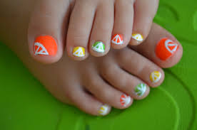 nail art designs for kids toes toe nail designs for kids kid toe