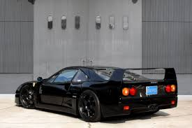 1991 f40 for sale for sale 1991 f40 stunning black on black performancedrive