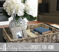 Easy Home Decor Crafty Texas Girls Home Updates Easy Ideas For A Fresh Look