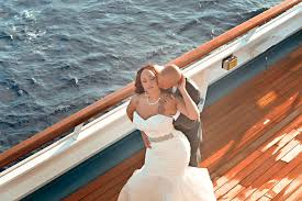 cruise wedding our carnival cruise line wedding recap pic heavy weddingbee
