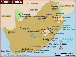 africa map map map of south africa