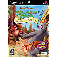 jungle book rhythm groove sony playstation 2 game